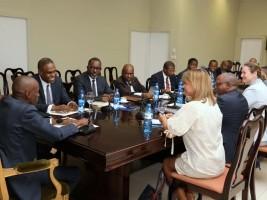 Haiti - Politics: Moïse seeks funds from the IMF, WB and IDB