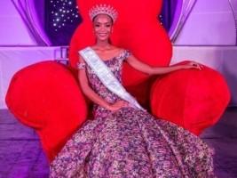 iciHaïti - Social : Stephy Morency élu «Miss World Haiti 2018»