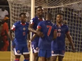Haiti - League of Nations : The Grenadiers pulverize Saint-Marteen [13-0]