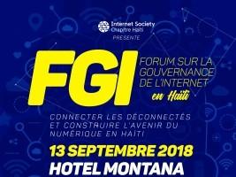 iciHaïti - Technologie : Premier Forum international sur la Gouvernance de l'Internet Haïti 2018