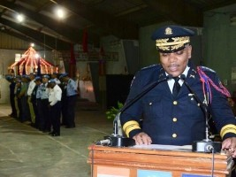 Haiti - Security : Departure of General Monchotte, the PNH loses a very important collaborator