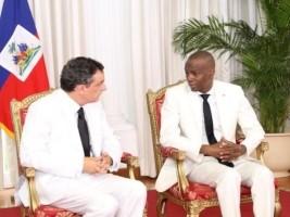 iciHaïti - Diplomatie : Nouvel ambassadeur d'Espagne en Haïti
