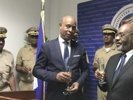 Inauguration of the new Minister of Defense