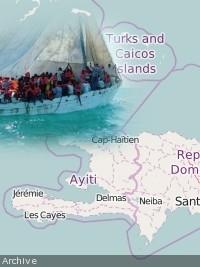 iciHaiti - Security : Arrest of 111 Haitians at sea
