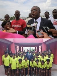 Haiti - Politic : The new Minister of Sports a field man