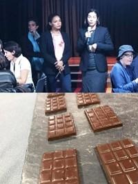 iciHaiti - Agriculture : Haitian chocolate under the spotlight in Paris