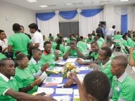 Haiti - Economy : Training for 150 beneficiaries of the Support Program for Youth Entrepreneurship