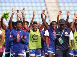 Haiti - Women's Football : The Chamber of Deputies from words to deeds