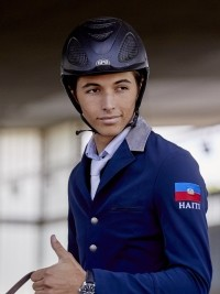 iciHaiti - Riding : Haiti wins gold at the 2018 Youth Olympic Games