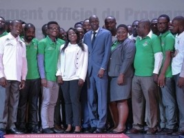Haiti - Politic : Moïse launches the Youth Entrepreneurship Support Program