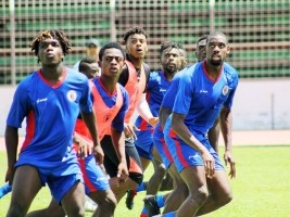 Haiti - Football : League of Nations, Kevin Lafrance injured forfeit
