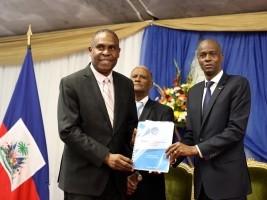Haiti - Politics: Moïse presents the State Modernization Program for 2023
