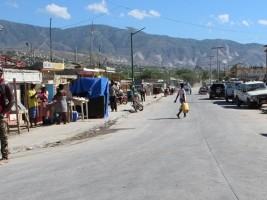 iciHaïti - Croix-des-Bouquets : 2,45 km de route principale construite à Canaan