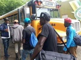 iciHaiti - DR : 1,500 Haitians controlled, 796 deportees in Haiti