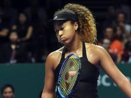 iciHaïti - Master Tennis : Naomi Osaka nerveuse, s'incline pour son premier match 7-5, 4-6, 6-1