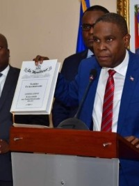 Haiti - PetroCaribe : Official publication of the reconstitution of the facts relating to the management of the funds