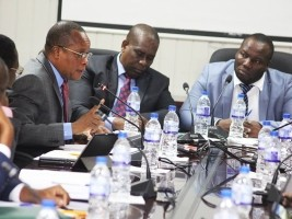 Haiti - Economy : Socio-economic situation of the country, the Minister of Finance in Parliament