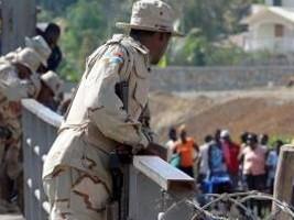 iciHaïti - Social : 5,279 haïtiens refoulés à la frontière dominicaine
