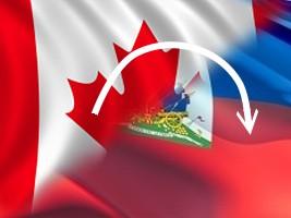 iciHaïti - Montréal : Sit-in pour un moratoire des déportations vers Haïti
