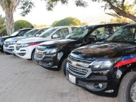 iciHaïti - Politique : Distribution de véhicules à des Présidents de CASEC
