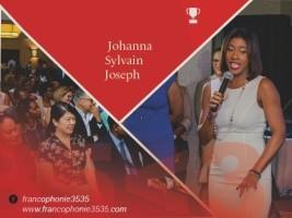 iciHaïti - Social : Johanna Sylvain Joseph lauréate du Prix Jeunesse 2018
