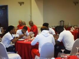 iciHaïti - Nicaragua : Le premier groupe des Grenadiers est bien arrivé à Managua