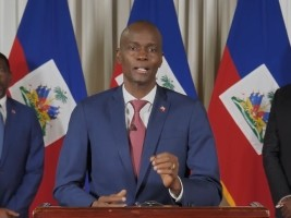 Haiti - FLASH : Message to the Nation of President Jovenel Moïse