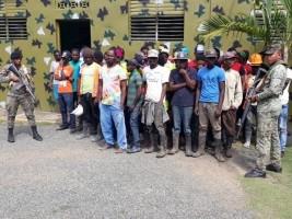 iciHaïti - RD : 760 haïtiens illégaux déportés en Haïti