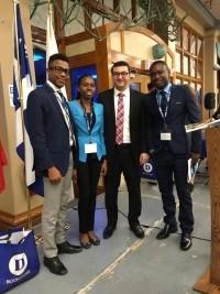 iciHaïti - MUNC 2018 : Une délégation de l'École Supérieure Infotronique d'Haïti, à Montréal