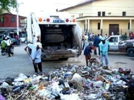 iciHaïti - Port-au-Prince : Le service de la voirie reprend son service