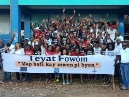 iciHaïti - Théâtre : «M ap bati kay mwen pi byen»