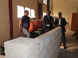 iciHaïti - Croix-des-Bouquets : Vers la réouverture de l'école de formation professionnelle de l'Espoir