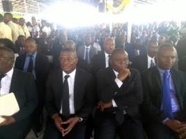 iciHaïti - Funérailles : Dernier hommage à Edwige Alexandre-Léandre