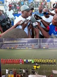 iciHaiti - Football: Call for nonviolence and fair play