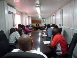 Haiti - Sports: Towards the launch of the 2019 school games
