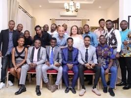 iciHaïti - VIEF2018 : L'ex Président Michel Martelly à Hanoï