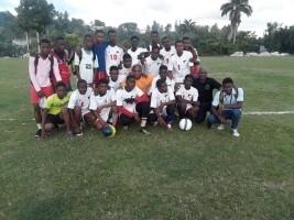 iciHaïti - Cayes : Championnat de football «FootDwamoun»