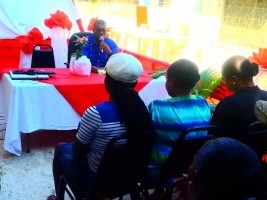 Haiti - Social : People infected with HIV, stigmatized and marginalized
