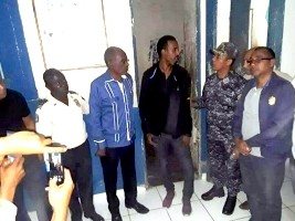 iciHaiti - DR : PNH arrested a Dominican wanted at the request of the neighboring country
