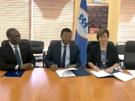 Haiti - Education : Scholarship Funding Agreement between BRH and the Embassy of the United Kingdom