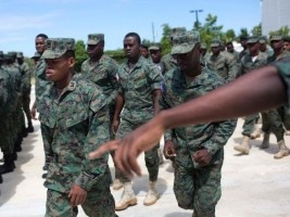 Haiti - Army: 500 Haitian soldiers in training from January 2019