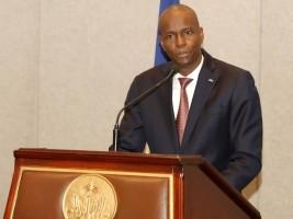 Haiti - Politic: President Moses closed at symposium on territorial governance