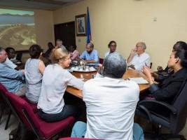 iciHaïti - Patrimoine : Un consortium franco-haïtien pour la restauration des forts de Saint Louis du Sud