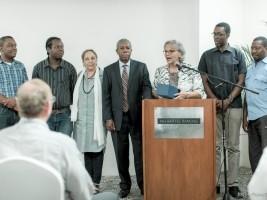 iciHaïti - Social : La FOKAL récipiendaire du Prix humanitaire Lucienne Deschamps 2018