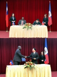 Haiti - Politic : Government borrows $150M from Taiwan for electricity