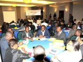 iciHaïti - Justice : Fin des ateliers sur la loi d'assistance légale