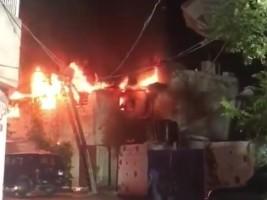 Haiti - FLASH: Radio Kiskeya Radio reduced to ashes