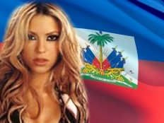 Haiti - Education : Shakira in Haiti tomorrow