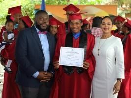 iciHaïti - Tourisme : Graduation de 152 finissants de l'IFORTH des Cayes