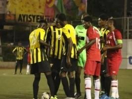hereHaiti - CHFP Final return: Arcahaie FC vs Don Bosco FC no winner